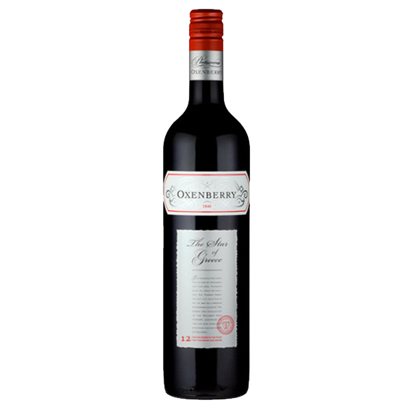 2012 Star of Greece Shiraz