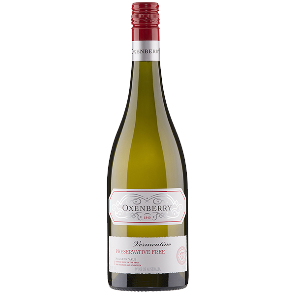 Oxenberry Preservative Free Vermentino