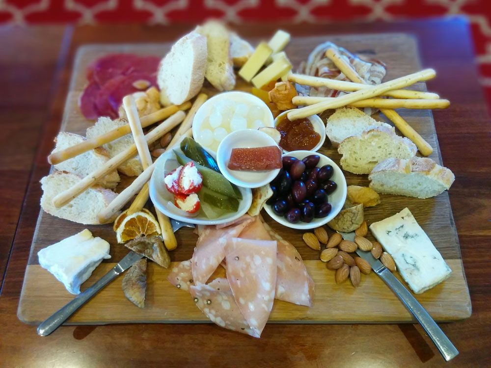 oxenberry platter